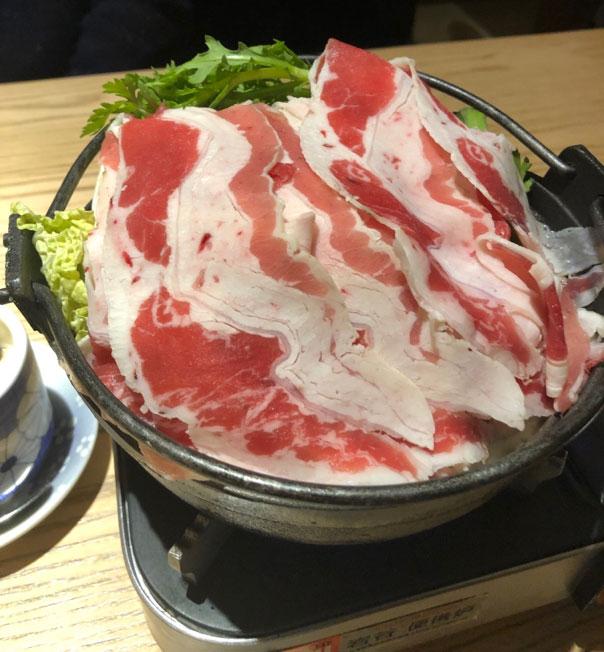 刺しの入った牛肉