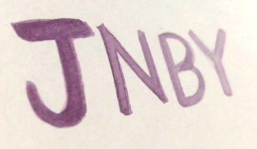 私が好きなブランド「JNBY」