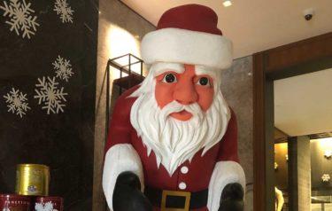 クリスマスの诺金酒店【NUO HOTELL】@将台路