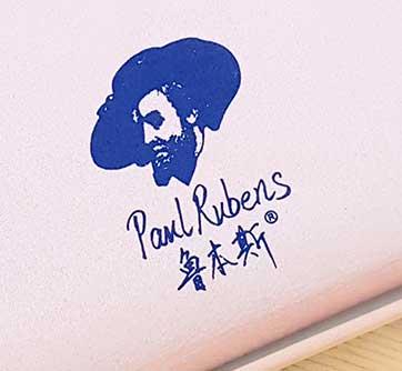 Paul Rubens(鲁本斯)ロゴ