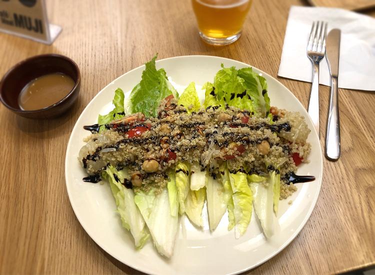 健康サラダ(健康素食沙拉)
