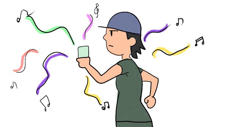 音楽をスピーカーで聴く記事アイキャッチ