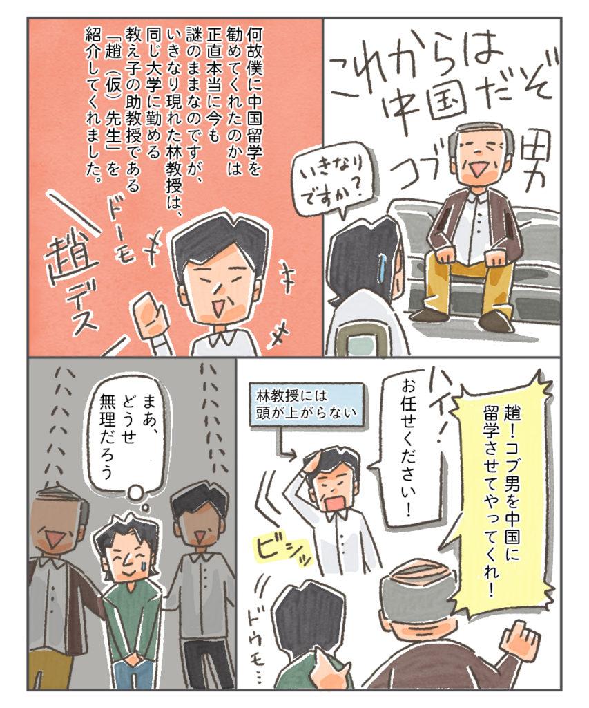 夫の中国滞在記「その1 僕が留学した経緯」