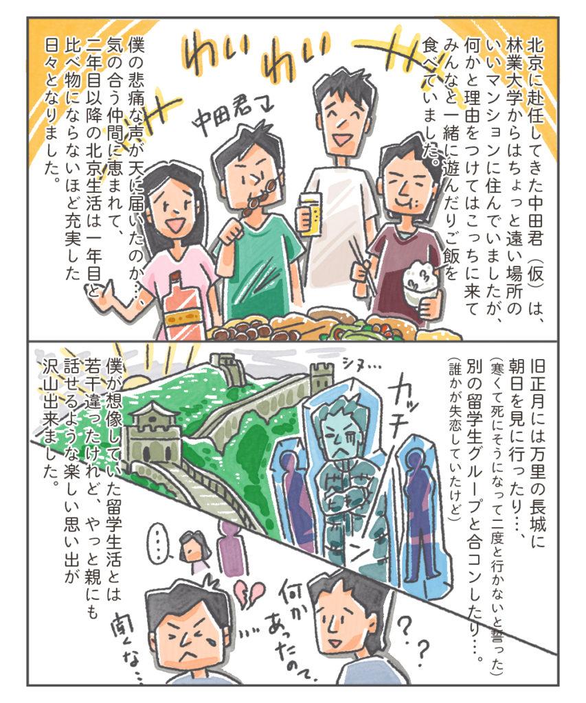 夫の留学体験記4-4