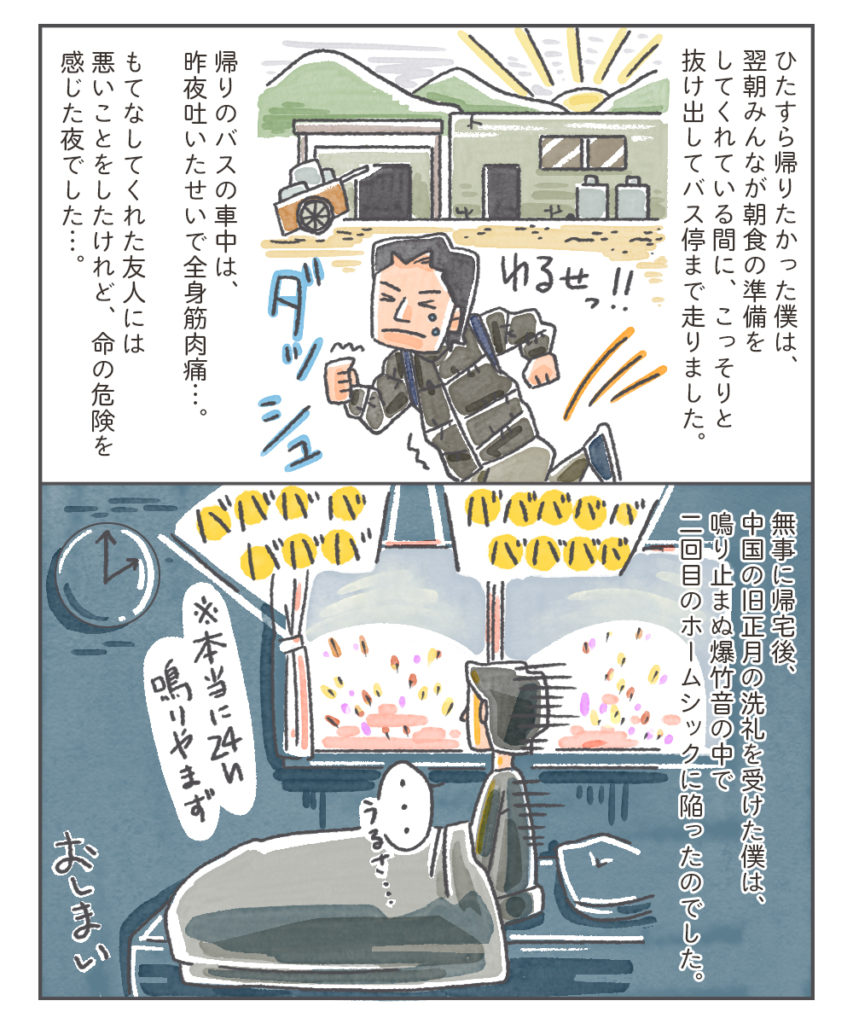 夫の留学体験記4-8