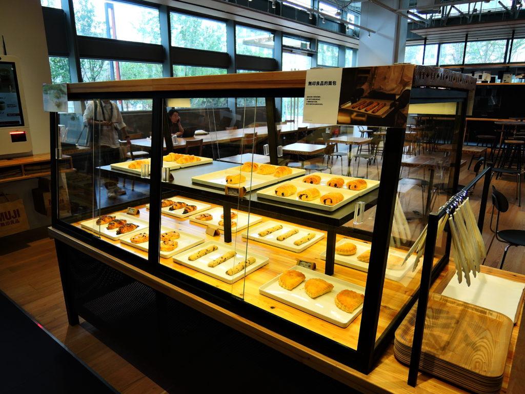 MUJIcom@京东自家製パン