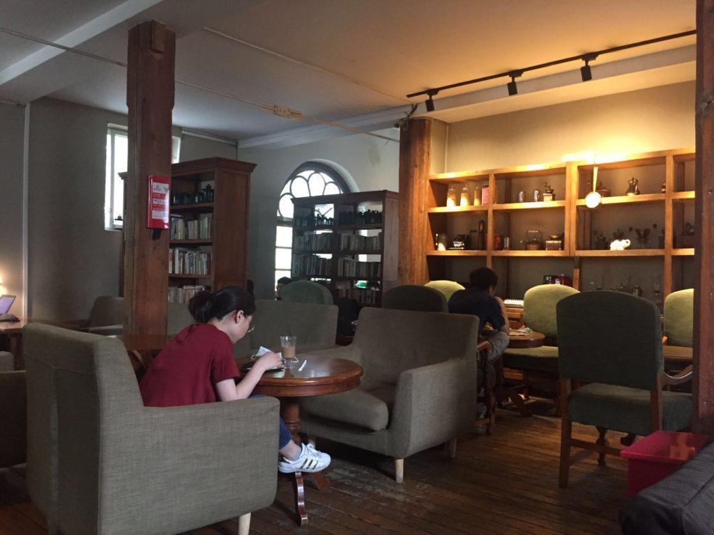 西四の1901カフェ