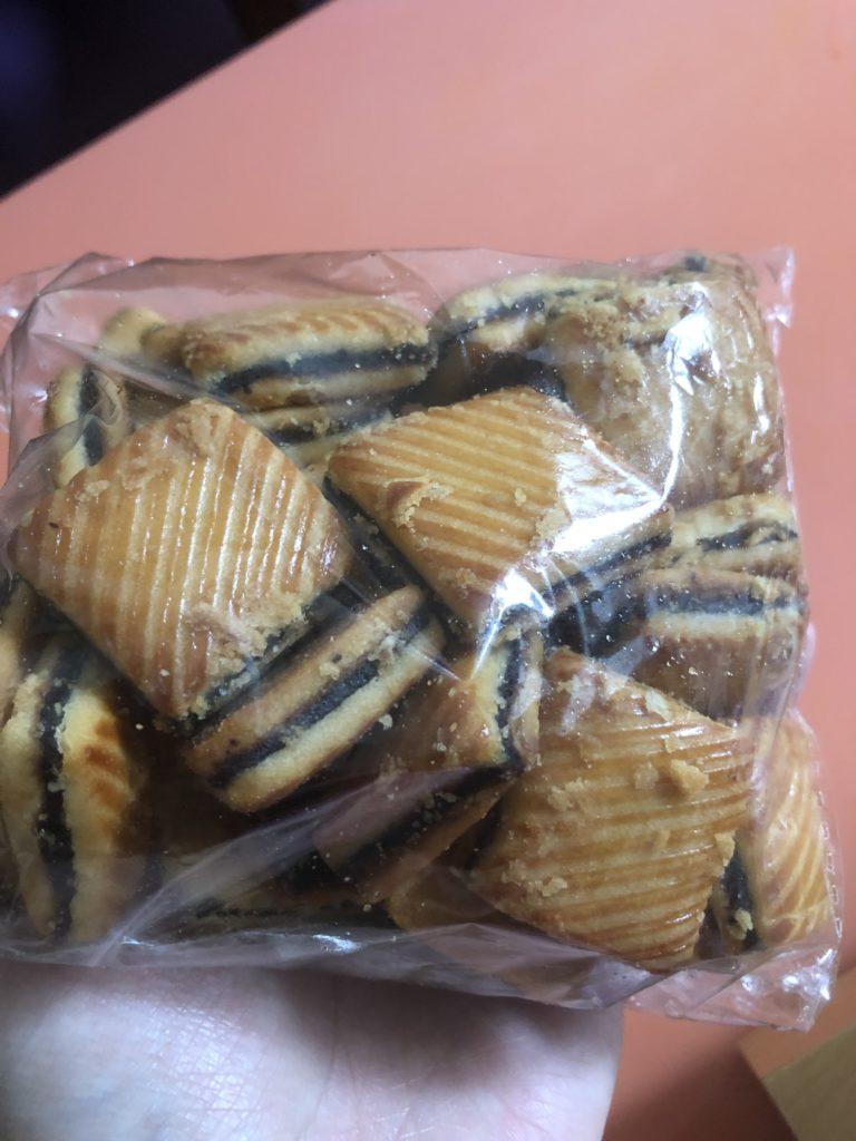 なつめクッキー